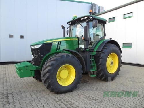 John Deere 7290R Year of Build 2014 Lützen, OT Zorbau