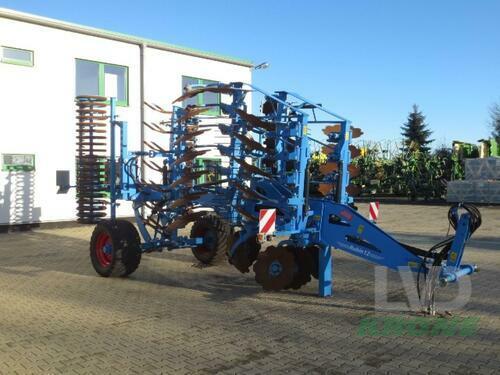 Lemken Rubin 12/500 Kua Anul fabricaţiei 2014 Lützen, OT Zorbau