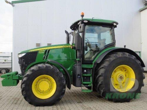John Deere 7310R Year of Build 2015 Lützen, OT Zorbau
