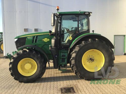 John Deere 6250R Year of Build 2017 Lützen, OT Zorbau