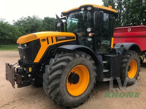 JCB 4220 Fasttrac Baujahr 2017 Allrad