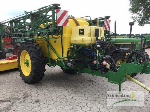 John Deere 638 Rok produkcji 2000 Marxen