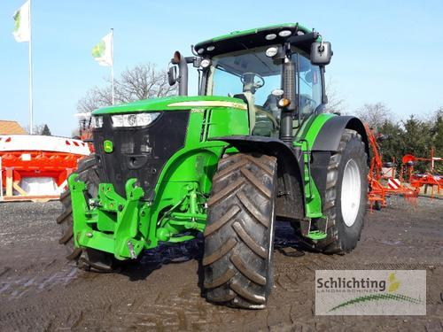 John Deere 7290R Year of Build 2016 4WD