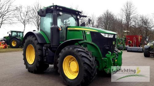 John Deere 7250R Year of Build 2016 4WD