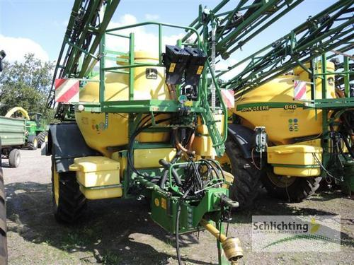 John Deere 840 Rok produkcji 2001 Marxen
