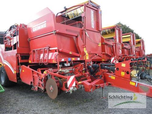 Grimme Se 150-60 Year of Build 2013 Marxen