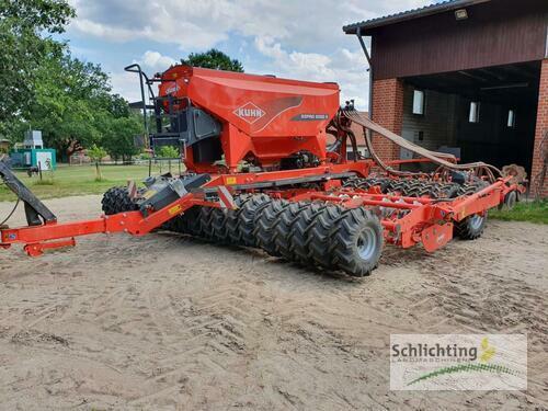 Kuhn Espro R6000 anno di costruzione 2017 Marxen