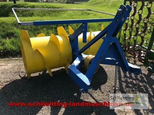 Reck Sv/Nf 16 Plantar Baujahr 2014 Marxen