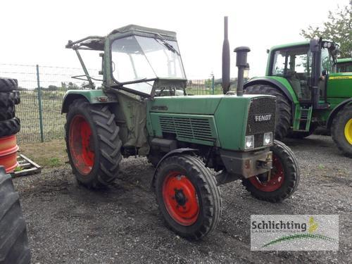 Fendt Farmer 4 S Year of Build 1970 Marxen