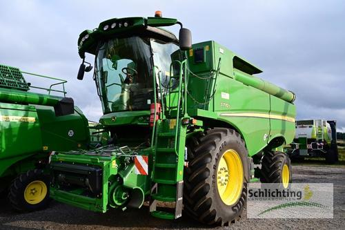 John Deere S 770i Year of Build 2018 Marxen