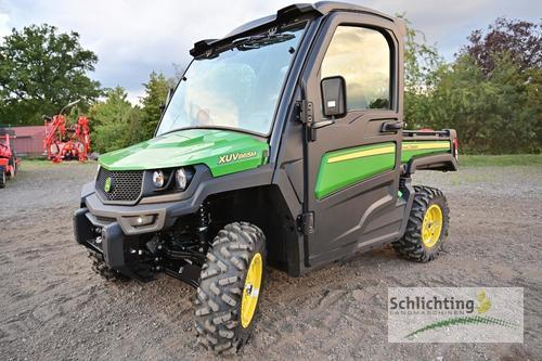 John Deere Xuv865m Diesel Год выпуска 2019 Marxen