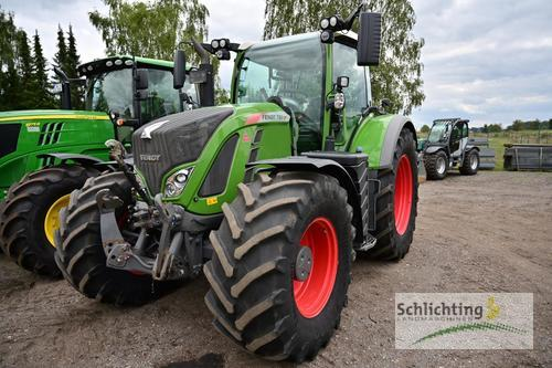 Fendt 720 Vario Profi Year of Build 2016 Marxen