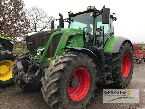Fendt 828 Vario Profi Year of Build 2016 Marxen