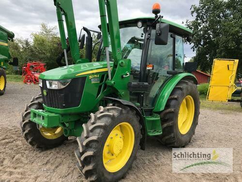 John Deere 5075E Frontlader Baujahr 2019