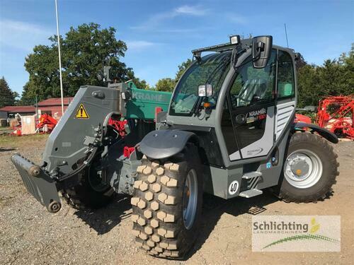 Kramer Kt557 T4 Serie 2 Año de fabricación 2020 Marxen