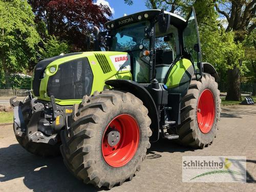 Claas Axion 810 Cmatic Årsmodell 2016 Marxen