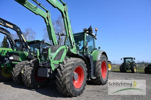 Fendt 716 Vario TMS Year of Build 2015 Marxen