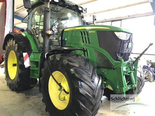 John Deere 6210R Year of Build 2013 4WD