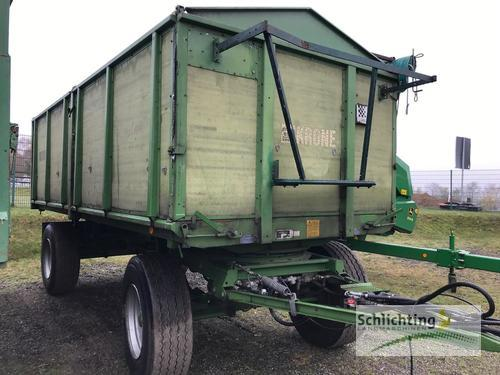 Krone Dk 225/18 Year of Build 1997 Marxen
