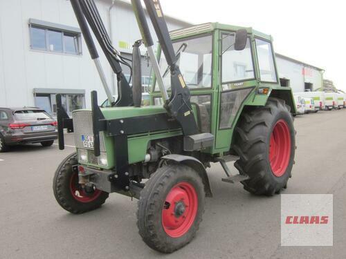 Fendt Farmer 104 Ls (Fw 238 S) Turbomatik, Stoll Frontlader  (Hg), Frontlader Baujahr 1979