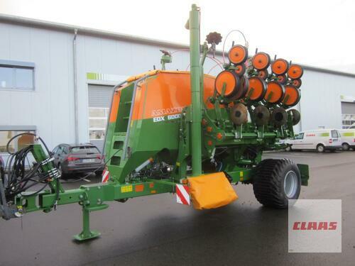 Amazone EDX 6000 -TC, 8-reiher
