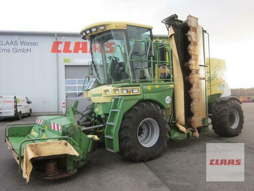 Krone Big M 400, Allrad, 40 Km/H Årsmodell 2009 4-hjulsdrift