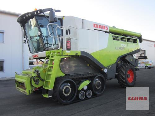 Claas Lexion 770 Terra Trac Year of Build 2017 Molbergen