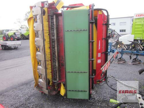 Mähwerk Fella - Mähkombination SM 911 TL – KCB mit SM 310 FP – KC, Aufb