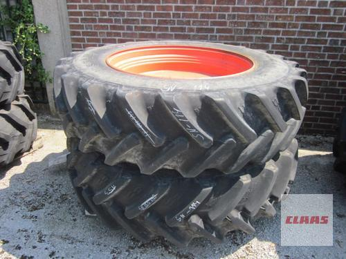 Alliance 2 Pflegeräder Alliance Agri-Star 520/85r46 / 20.8r46 Molbergen