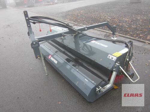 Saphir Kehrmaschine Fkm 231 (2,30 M), Sammelwanne, 3-Punkt, Front-