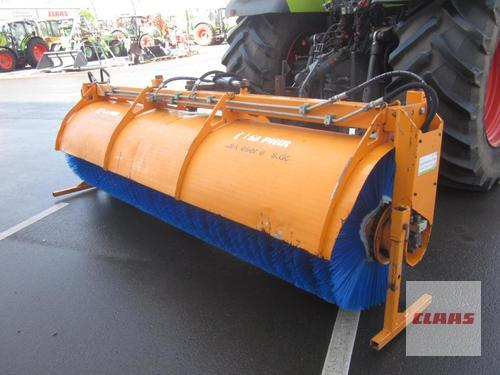 Saphir SKM 30 (3,00 m) Profikehrmaschine