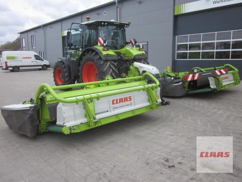 Claas Mähkombination Disco 9200 C As Autoswather Mit Disco 3200 F Year of Build 2019 Molbergen