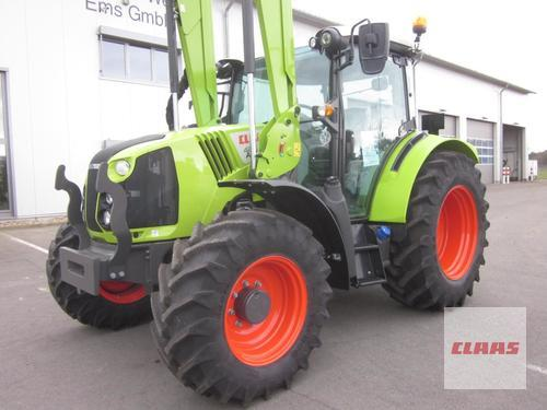 Claas ARION 420 CIS PANORAMIC, Frontlader FL 100 C, Klima, Drucklu