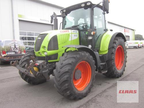 Claas Arion 540 CIS Year of Build 2008 4WD