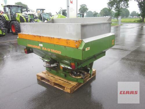 Amazone ZA-U 1500 (1.800 Liter)