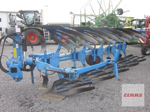 Lemken Europal 8  4+1 N 100, 5-Schar Year of Build 2011 Molbergen
