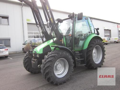 Deutz-Fahr Agrotron 4.95 S, Frontlader Baas Trima 3.50 Professional