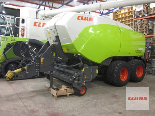 Claas Quadrant 5200 Fc Fine Cut 51 Messer, Tandem, Feuchtesensor Year of Build 2020 Molbergen