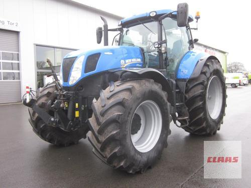 New Holland T 7.270 Ac Auto Command Year of Build 2014 4WD