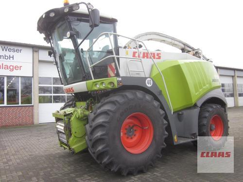 Claas Jaguar 950 Year of Build 2013 4WD