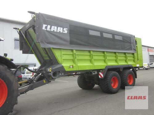 Claas Cargos 750 Trend Mit Laderaumabdeckung Anul fabricaţiei 2018 Molbergen