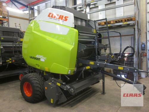 Claas Variant 485 RC Pro Baujahr 2019 Molbergen