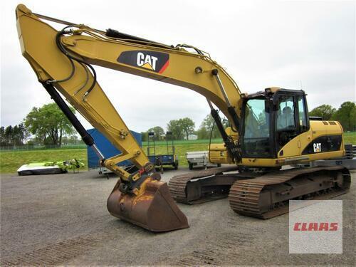 Caterpillar 320 Dl, 22.900 Kg, Laufwerk 800 Mm, Nur 7.286 H ! Année de construction 2008 A 4 roues motrices