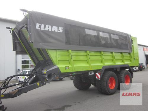 Claas Cargos 750 Trend Mit Laderaumabdeckung Godina proizvodnje 2020 Molbergen