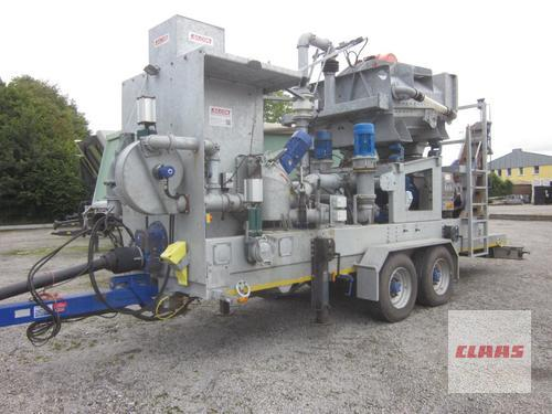 V2s Mobiler Vakuum Separator, Gülle U. Gärreste, Stromgene anno di costruzione 2016 Molbergen