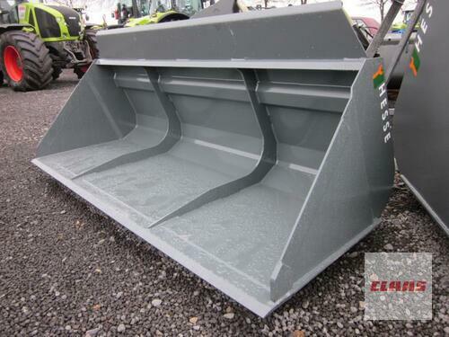 Claas HESSE Erdschaufel ES 2500 (1.215 l) NEU