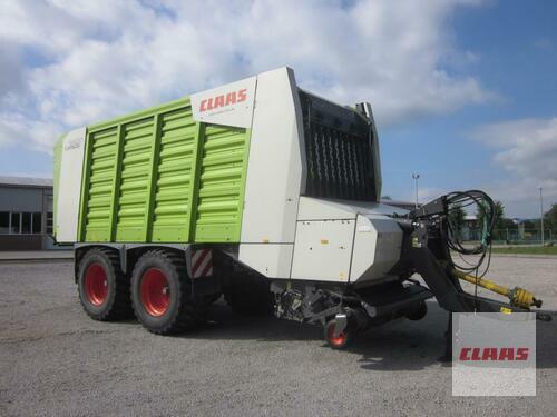 Claas CARGOS 9400 Kombiwagen, Ladewagen, Häckselwagen, TOP Zustan