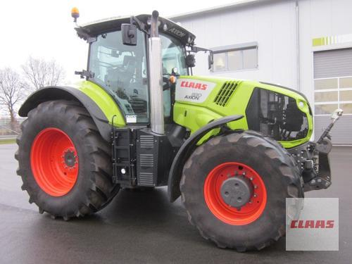 Claas AXION 830 CMATIC LU-Paket