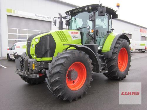 Claas Arion 650 Cmatic Year of Build 2015 4WD