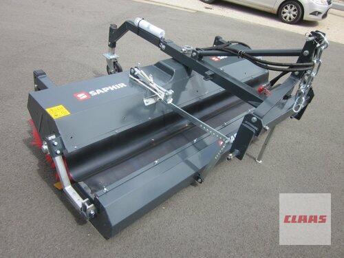 Saphir Kehrmaschine FKM 231 (2,30 m) NEU ! Sammelwanne, 3-Punkt, Fr